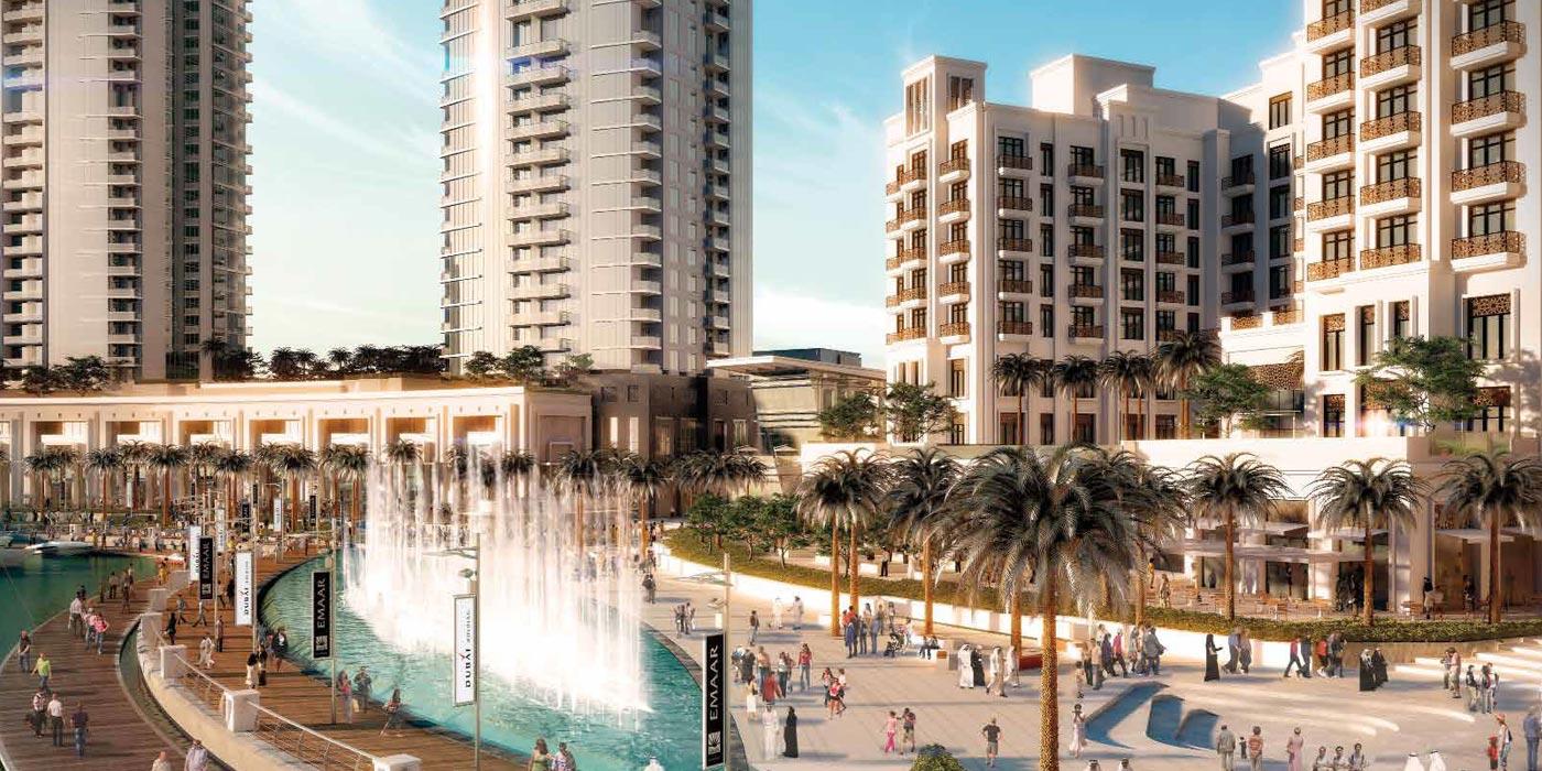 Emaar Dubai Creek Residences