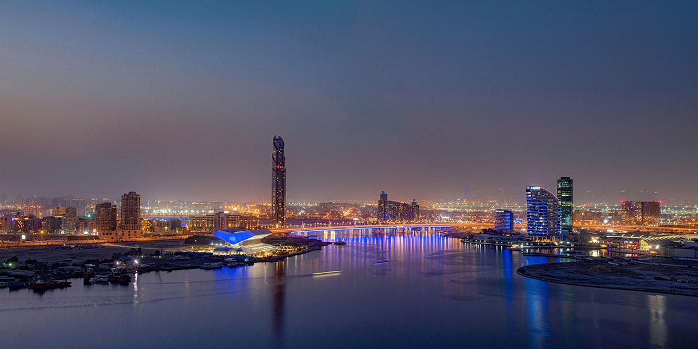 Emaar Creekside 18 Apartments at Dubai Creek Harbour