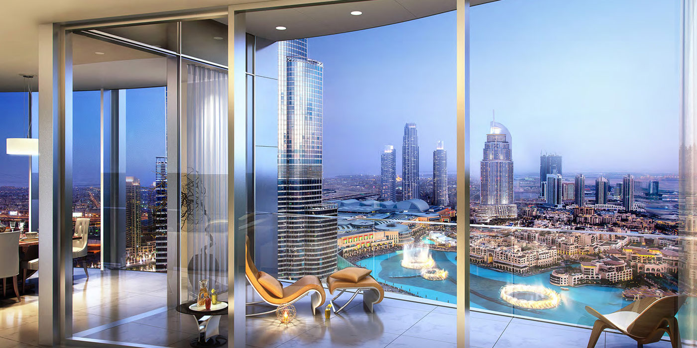 Emaar IL Primo Apartments